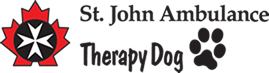 St. John Ambulance Therapy Dog Program
