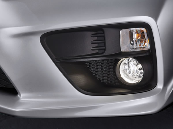 2018 WRX and WRX STI LED Fog Lights