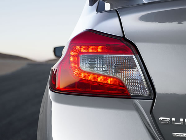 2020 SUBARU WRX and WRX STI LED Taillights