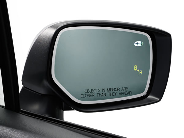 2017 Subaru Outback Power-adjustable Heated Side-view Mirrors