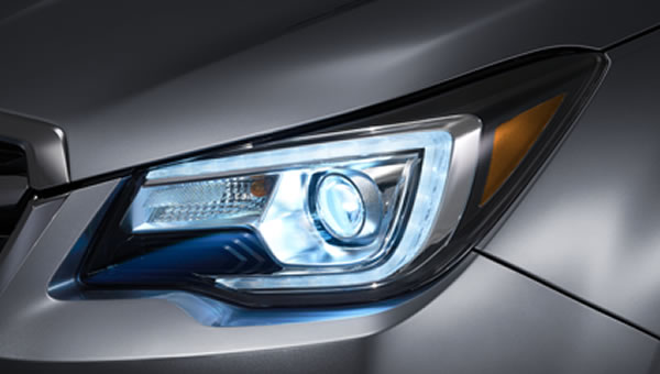 2018 Subaru Forester Auto ON/OFF Headlights with HID