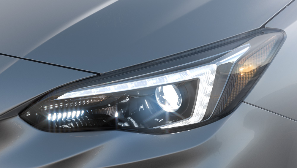 2018 Subaru Impreza Auto On/Off Headlights