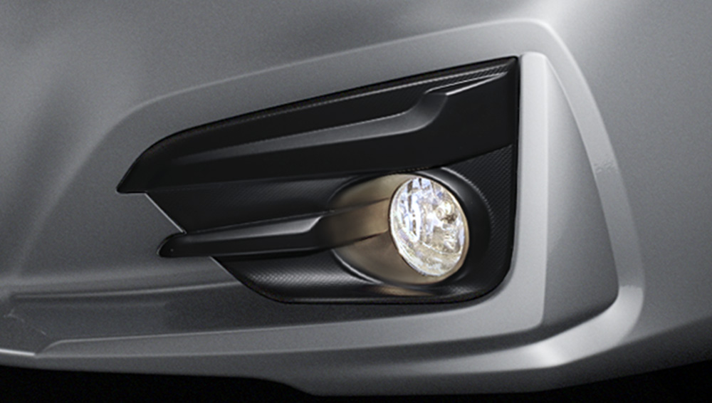 2019 Subaru Impreza Multi-reflector Halogen Fog Lights