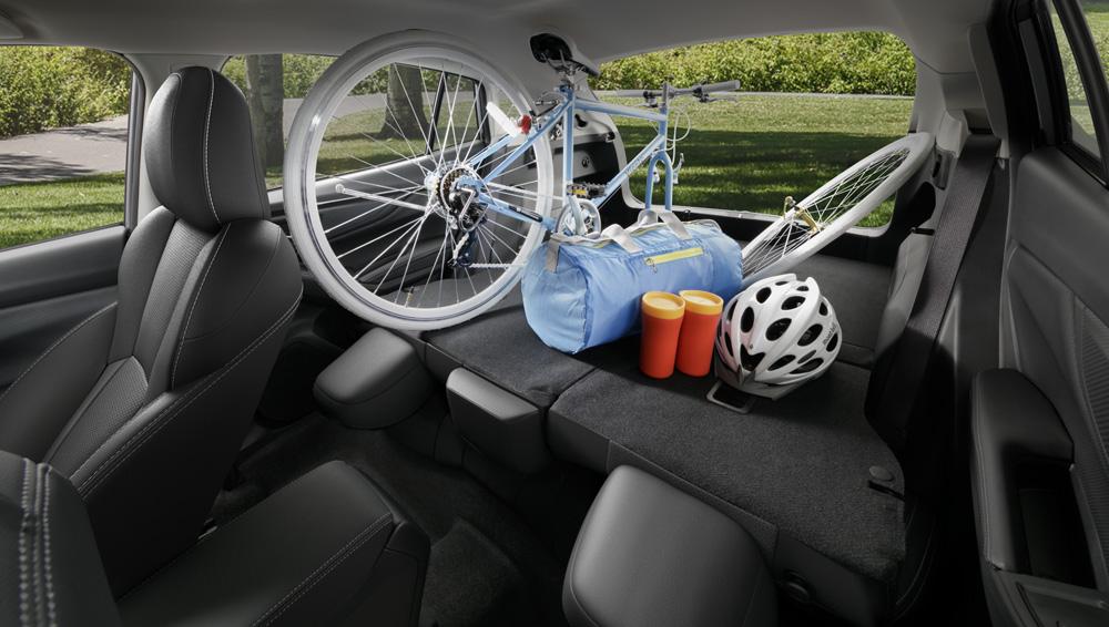 Interior 2018 Impreza Mobile Subaru