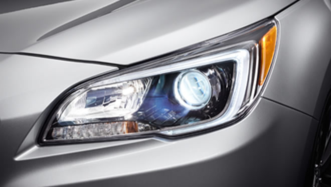 2017 Subaru  Legacy Headlights