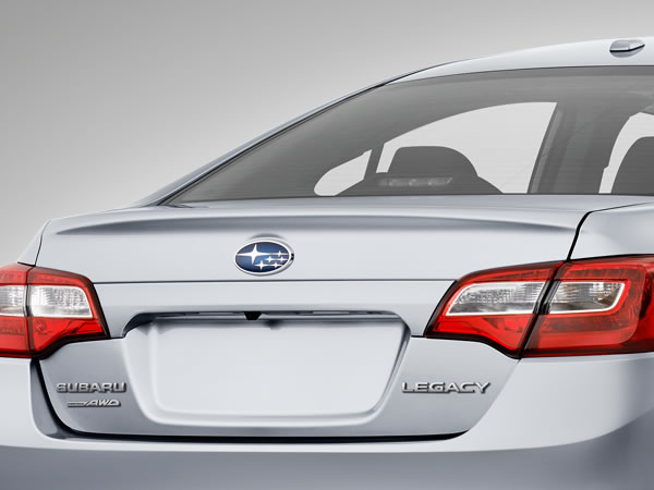 2017 Subaru Legacy Integrated Rear Spoilers