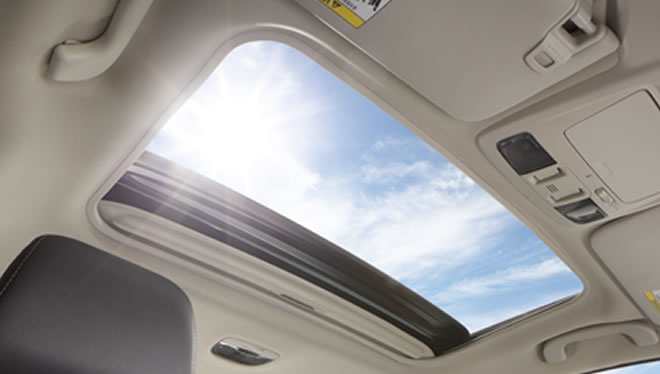 2017 Subaru Legacy Panoramic Sunroof