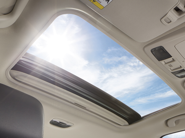 2018 Subaru Legacy Power Sunroof