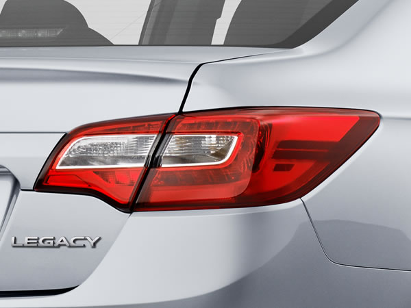 2018 Subaru Legacy LED Taillights