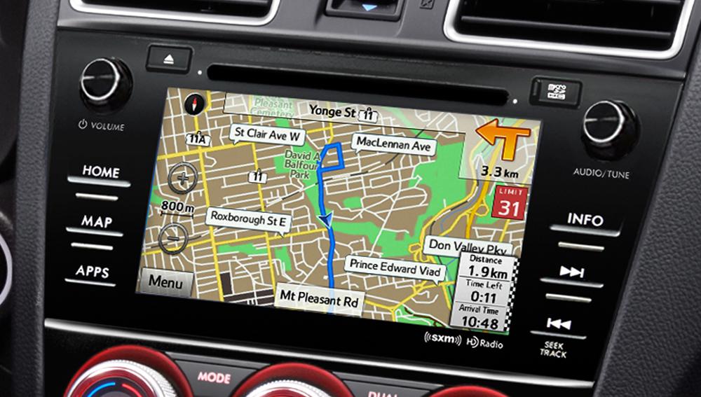 2018 subaru mirrorlink. exellent 2018 2018 subaru wrx and sti 7inch infotainment system with navigation inside subaru mirrorlink z