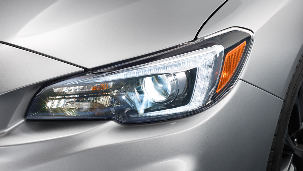 2020 Subaru WRX and WRX STI LED Headlights