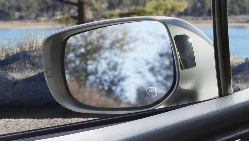 2020 Subaru Forester Auto-dimming Power-adjustable Mirrors
