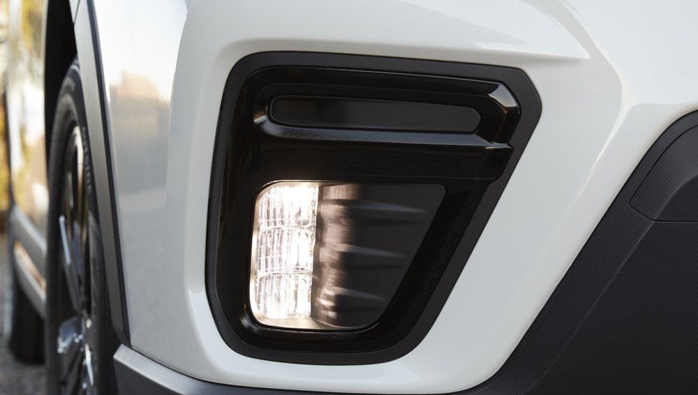 2020 Subaru Forester Fog lights