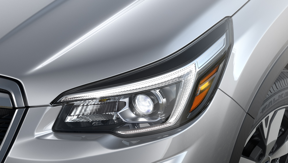 2019 Subaru Forester LED Headlights
