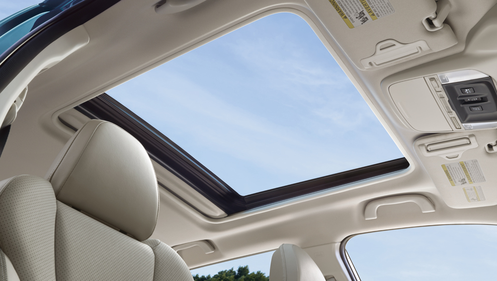 2019 Subaru Forester Panoramic Sunroof