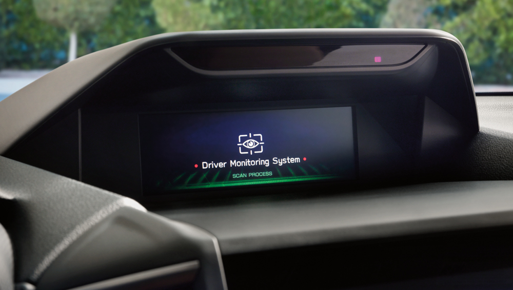 2020 Subaru Forester Subaru DriverFocus – Distraction Mitigation System (DMS)