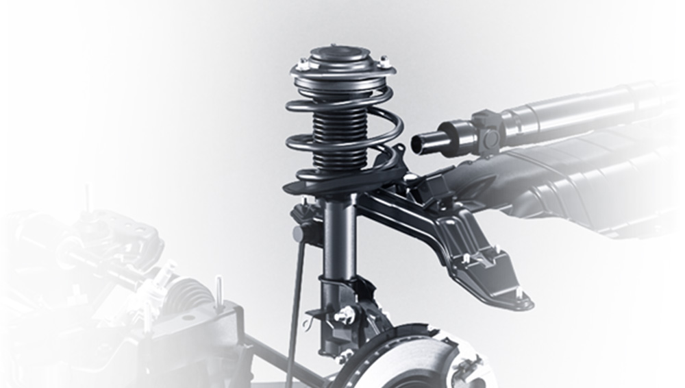 2019 Subaru Impreza Front Suspension