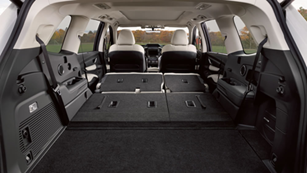 2019 Subaru Ascent Ultra-Versatile Cargo Area