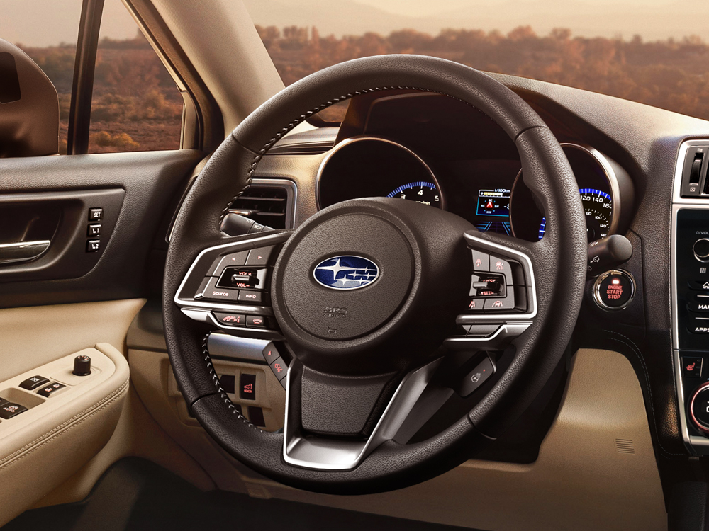 2019 Subaru Outback Heated Steering Wheel