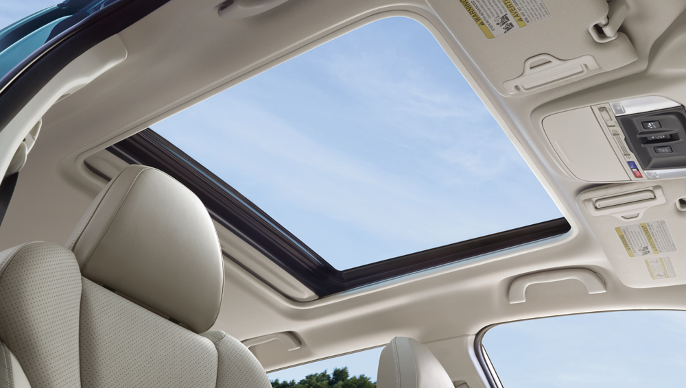 2020 Subaru Forester Panoramic Sunroof