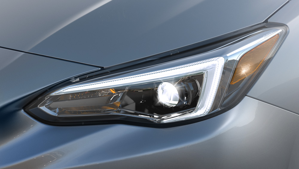 2021 Subaru Impreza Auto On/Off Headlights