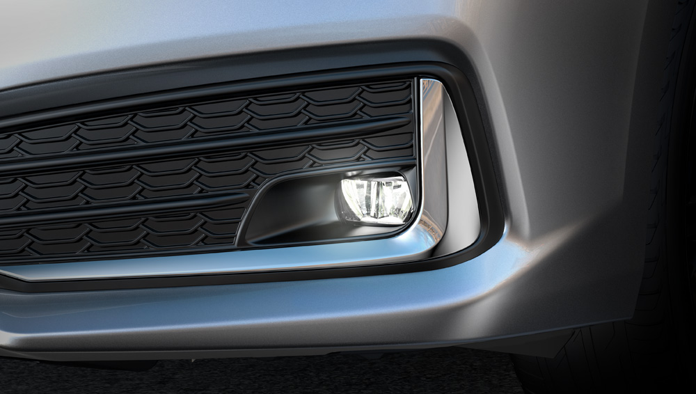 2021 Subaru Impreza LED Fog Lights