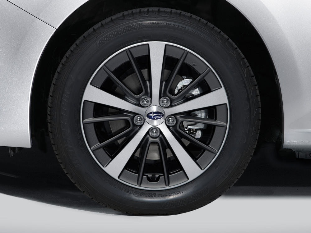 16-inch Aluminum Alloy Wheels