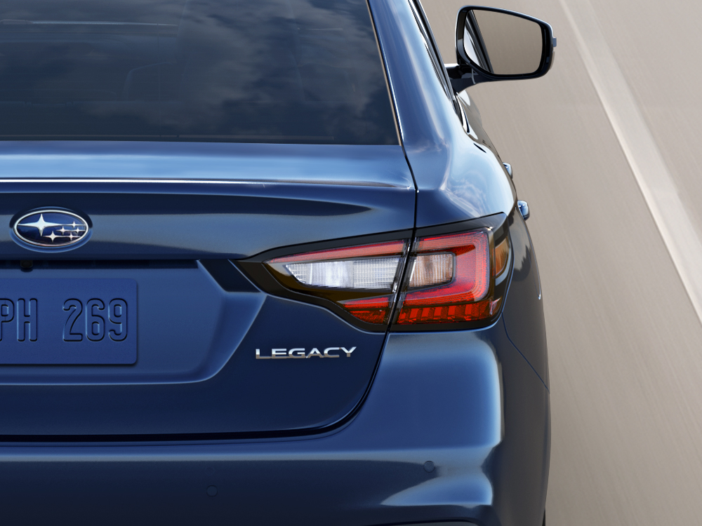 2021 Subaru Legacy LED Taillights