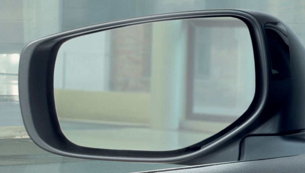 2021 Subaru Legacy Power-adjustable heated mirrors