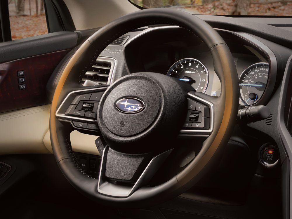 2021 Subaru Ascent Heated Steering Wheel