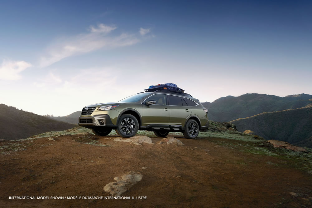 New 2020 Subaru Outback Debuts at New York International Auto Show