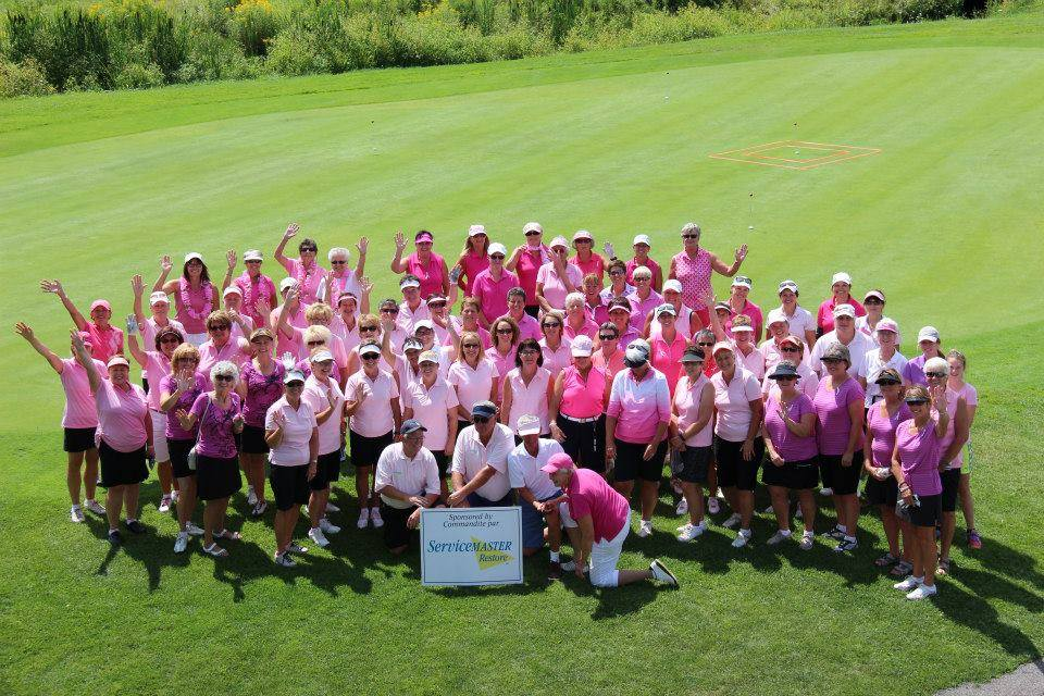 Golf Fore the Cure