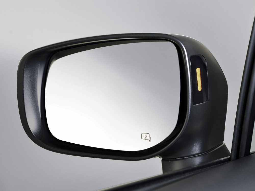 2018 Subaru Outback Power-adjustable Heated Side-view Mirrors