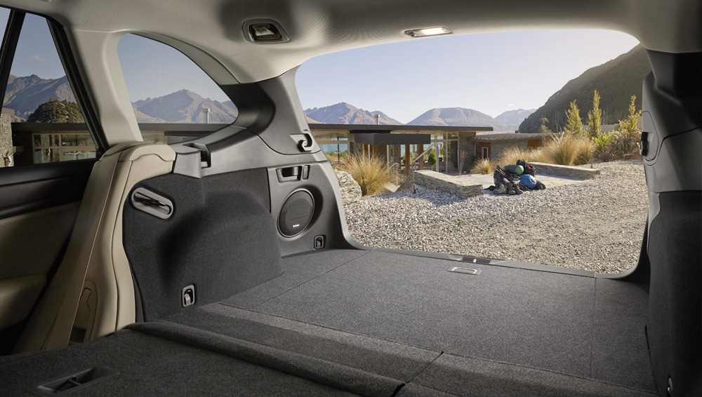 2019 Subaru Outback Superior Cargo Space
