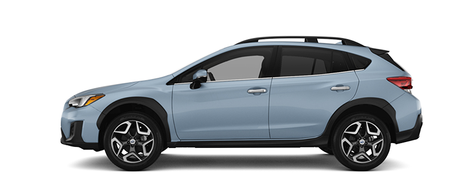 Subaru Crosstrek Subaru Rear/Side Vehicle Detection