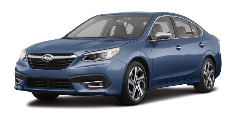 Subaru Legacy Connected Services